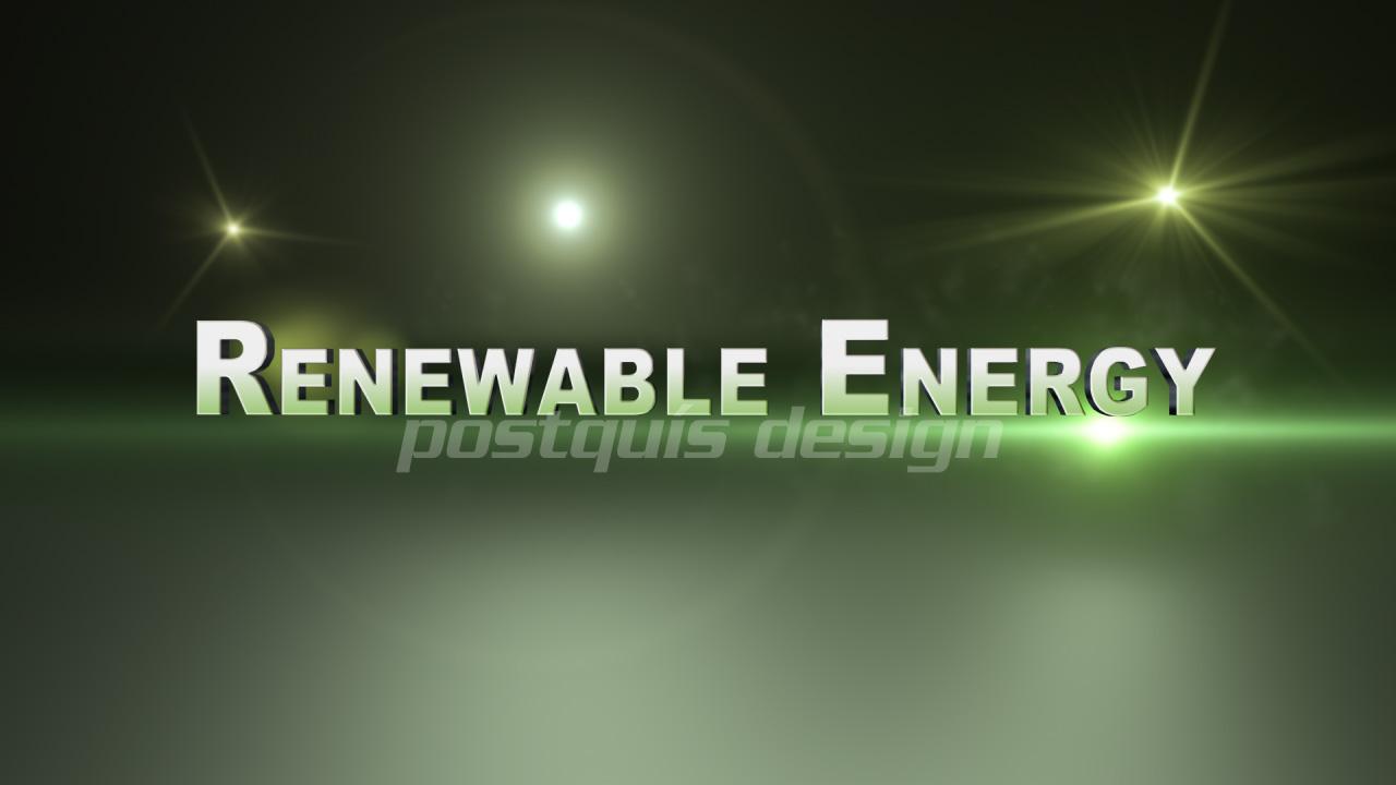 renewable energy trailers - stock footage