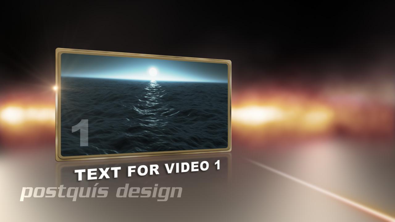 After Effects Templates - Smoke Inferno Trailer | Postquis Design LLC